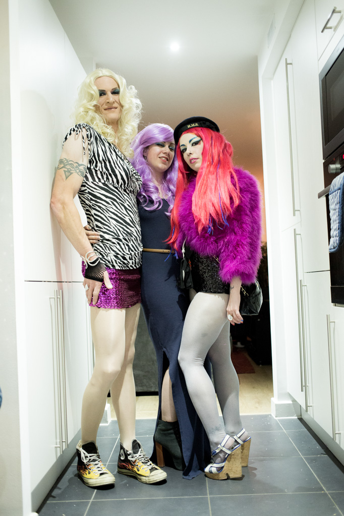 Clubs cross dressing The WayOut